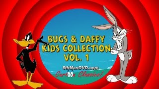 Download BUGS BUNNY & DAFFY DUCK KIDS COLLECTION 1 | Looney Tunes & Merrie Melodies | Cartoons for Children Video