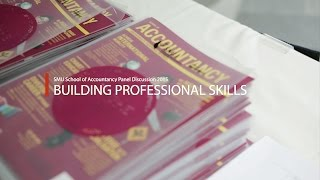 Download Building Professional Skills at SMU School of Accountancy Video