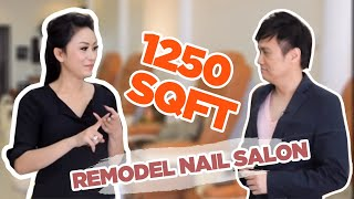 Download Nails Today Show™ with Di Ai Hong Sam - Remodelling Nail Salon (1250 sqft) Video