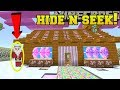 Download Minecraft: SANTA CLAUS HIDE AND SEEK!! - Morph Hide And Seek - Modded Mini-Game Video