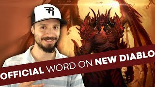 Download CONFIRMED: ″Multiple Diablo projects in the works;″ Diablo 4 at Blizzcon 2018? & more... Video