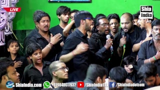 Download ShiaIndia LIVE ᴴᴰ Broadcast of 9th Muharram Bibi Ka Alawa Matam From Hyderabad, India Video