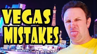 Download Common Tourist Mistakes in Las Vegas Video
