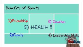 Download Why Are Sports Important? Video