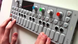 Download ″TokyoCityLights″ [Teenage Engineering OP-1] Video