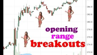 Download Simple day trading strategy: Opening range breakouts // Intraday stocks trading system, market tips Video