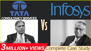Download TCS Vs Infosys | Business Case Study in Hindi | Dr Vivek Bindra Video