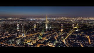 Download Travel Paris in a Minute - Aerial Drone Video | Expedia Video