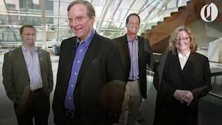 Download Paul Allen dies at 65: A look back at the life of Microsoft's co-founder Video