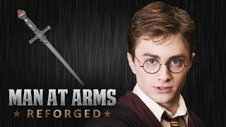 Download Sword of Gryffindor - Harry Potter - MAN AT ARMS:REFORGED Video