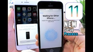 Download New iPhone To iPhone Set up Process in iOS 11 Video