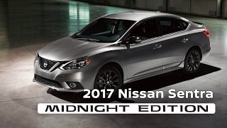 Download 2017 Nissan Sentra Midnight Edition Video