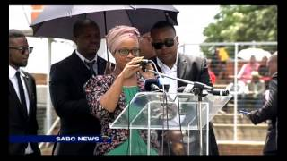 Download Nkululeko ″Flabba″ Habedi laid to rest at the Wespark Cemetry Video