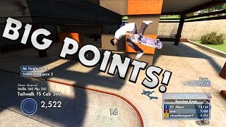 Download Skate 3 Xbox One: PLAYING FOR HIGH POINTS! Video