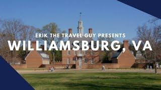 Download Colonial Williamsburg, Virginia Overview Video
