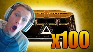 Download OPENING 100 ADVANCED SUPPLY DROPS - EPIC REACTIONS! Video