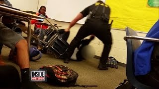 Download Inside Look at Cop Who Apparently Slammed High School Student to Ground Video