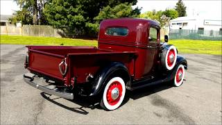 Download 1936 Chevrolet Pickup Video