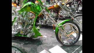 Download Custom Chrome Europe Show 2010 - Part 1 Video