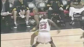 Download Jordan shuts down Reggie Miller - 0 pts in 4th qtr - 1998 ECF Game 7 Video