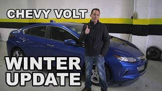 Download Chevy Volt - Not The Best Winter Car Video