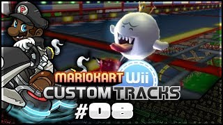 Download Mario Kart Wii Custom Tracks ONLINE w/ @PKSparkxx! - #08 | ″NO! I CAN'T LOSE TO DAISY!!″ Video