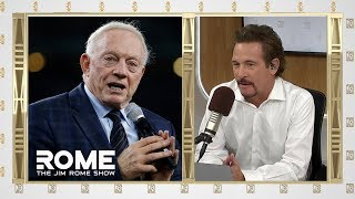 Download Jerry Jones Says Jason Garrett Would Have Been in High Demand If Available | The Jim Rome Show Video