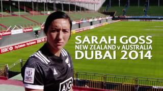 Download Spotlight: Sarah Goss' Dubai-winning try Video
