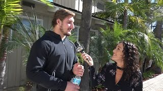 Download Joey Bosa on San Diego vibe & what he's learned about Philip Rivers Video