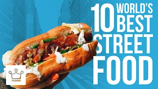 Download 10 Of The Best Street Foods Around The World Video