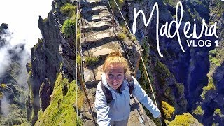 Download Madeira, the most thrilling hike: Pico do Arieiro to Pico Ruivo | Vlog 1 | World Wanderista Video