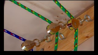 Download HOW TO: Create a Garage Pulley Storage System Video