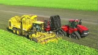 Download Power Harvesting - ROPA euro-Tiger XL & Quadtrack & Yaggie's Cart Video