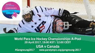 Download Gold Medal Game | 2017 World Para Ice Hockey Championships A-Pool, Gangneung Video
