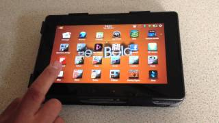 Download Hands on with the new Android Player on PlayBook OS 2.1 Video