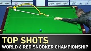 Download TOP 15 SHOTS | World 6 Red Snooker Championship 2017 สนุ๊กเกอร์ Video