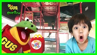 Download McDonald's Indoor Playground Playtime with Ryan ToysReview Video