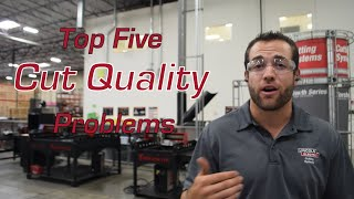 Download Top Five CNC Plasma Cutting Cut Quality Problems: Solved! Video