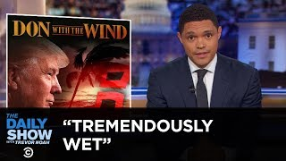 "Download Trump Calls His Puerto Rico Hurricane Response an ""Unsung Success"" | The Daily Show Video"