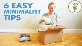 Download Minimalism for Beginners – 6 Easy Tips on How To Downsize Your Stuff Video