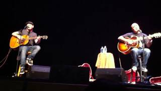 Download Corey Taylor and Aaron Lewis-Down in a Hole Live New Years Eve 2011 Video