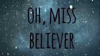 Download Twenty One Pilots - Oh, Ms Believer (Lyrics video) Video