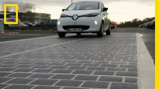 Download Solar Roads: Can Streets Become Giant Solar Panels? | National Geographic Video