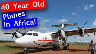 Download Flying with Air Kenya to Masai Mara Video