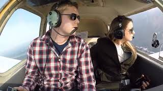 Download A Pilot's Proposal to His High School Sweetheart Video