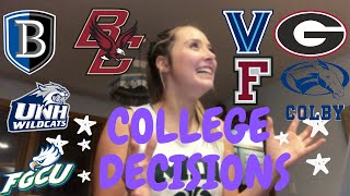 Download COLLEGE DECISION REACTIONS 2019 Video