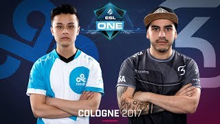 Download CS:GO - Cloud9 vs. SK [Inferno] Map 3 - Grand Final - ESL One Cologne 2017 Video