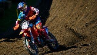 Download Ken Roczen vs. Eli Tomac Full Battle - 2013 Unadilla MX 250 Moto 2 (Official Feed) Video