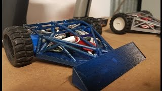 Download Antweight Robot Construction - Rollcage Video