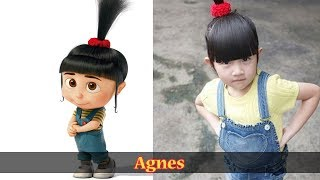 Download Despicable Me REAL LIFE All Characters Video